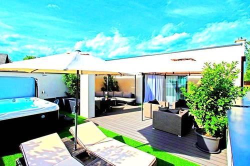 MODERNE PENTHOUSE – Wohnung  mit grandioser Fernsicht   NEUPROJEKT                 JETZT BEZUGSFERTIG !!!