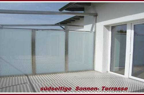 Südseitige TERRASSE, großzügige und aussergewöhnliche Architektur im Grazer Süden