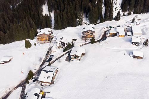 Ski in Ski out - Gargellen - mit touristischer Vermietungspflicht