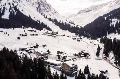 Ferienwohnung mit Vermietungsplicht - Ski in / Ski out - Einheit 2.14