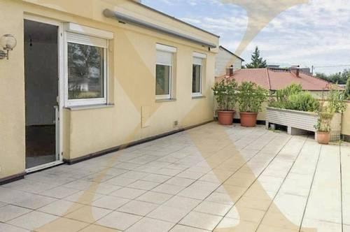 Zentrale und schöne Wohnung mit großer Terrasse in Ottensheim zu vermieten!