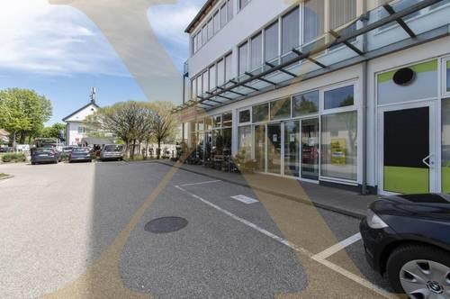Tolle 2-geschoßige Geschäfts-/Bürofläche mit Schaufenster in Steyr zu vermieten!