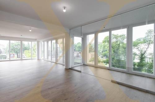 Moderne 2-Zimmer-Wohnung mit riesen Terrasse in Linz-Zentrum zu vermieten (Top 26)