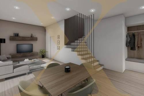 NEUBAU! Ansprechende 2-Zimmer-Wohnung mit hochwertiger Einbauküche und Balkon in Linz-Zentrum zu verkaufen (Top 17)