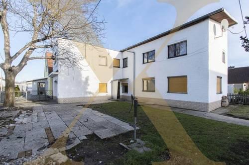 Kleines Bauträgerobjekt (Sanierungsbedürftiges Haus) am Steinbühel in Linz zu verkaufen!