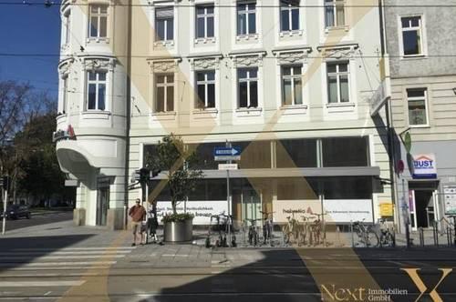 Attraktives Gastrolokal inkl. Schanigarten in sehr guter Frequenz-Ecklage auf der Landstraße in Linz zu vermieten!