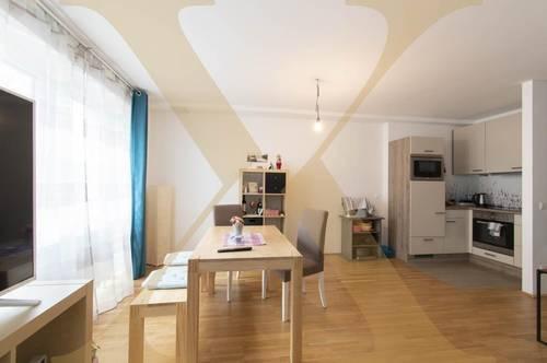 Ruhig und doch zentrumsnah! Hübsche 47 m² Wohnung mit Balkon in Leonding zu vermieten