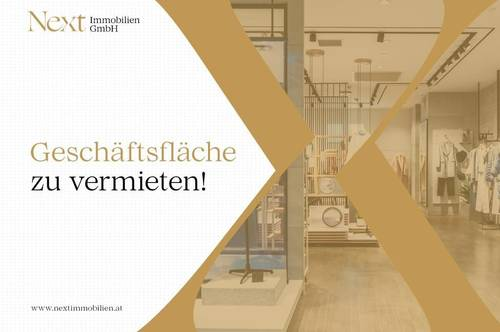Geschäftsfläche in Linzer Einkaufszentrum mit hoher Kundenfrequenz ab sofort zu vermieten!