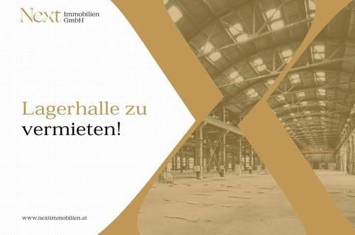 Lagerfläche inkl. Anpass-/ und Laderampen und Büro in Linz-Süd zu vermieten!