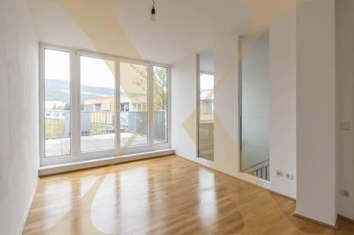 WG-geeignet! Ideal aufgeteilte Maisonette-Wohnung mit Dachterrasse nahe JKU in Linz/Urfahr zu vermieten!