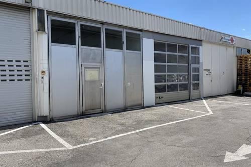 Gewerbeobjekt bestehend aus Halle und Büro in Linz/Pasching zu vermieten!