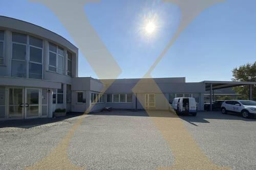 Großzügige Lagerhalle mit Büro in verkehrsgünstiger Lage zu vermieten!