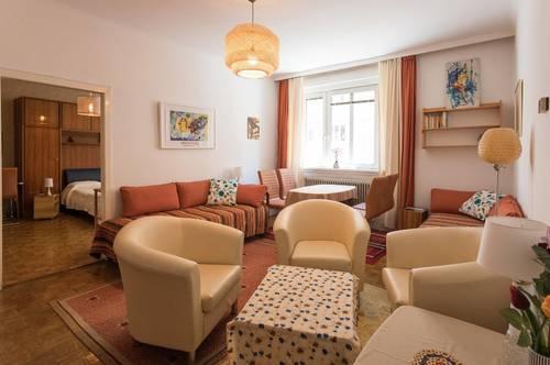 Vollmöblierte 68 m² Wohnung, zentral gelegen, Johann-Strauß-Gasse