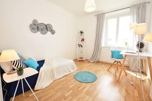 Renovierte Familienwohnung mit zwei Balkonen in Villach