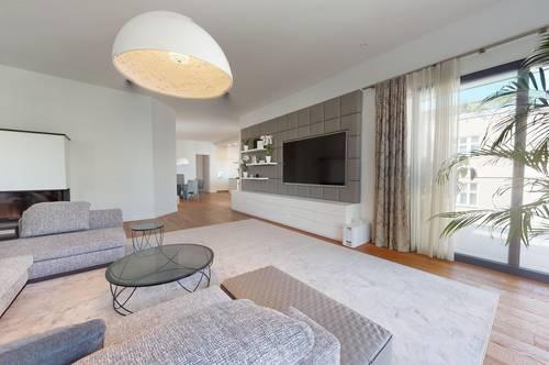 Urbane Wohnträume in Luxus und Eleganz Nähe Belvedere - 3 D Tour