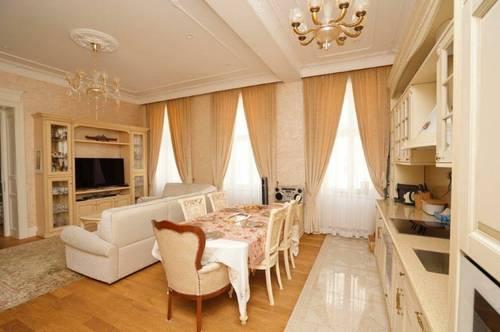 Extravagante 4 Zimmerwohnung