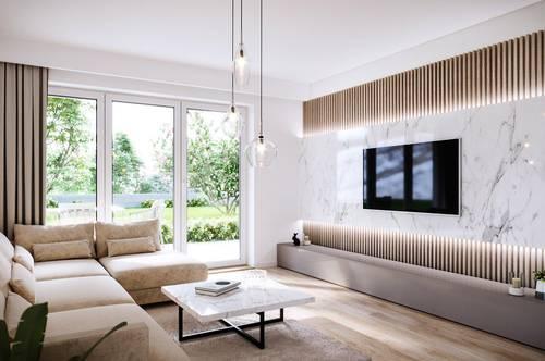 """VINEYARD LIVING - """"Grüner Veltliner"""" - PROVISIONSFREI - Großzügige Garten-Wohnung in Grün-Ruhelage"""