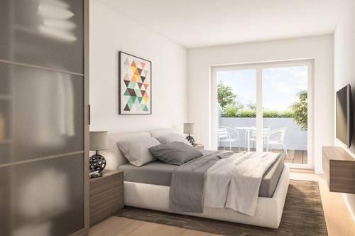 """VINEYARD LIVING - """"Riesling"""" - PROVISIONSFREI - Urbanes Wohnkonzept mit 2 Freiflächen in Grün-Ruhelage"""