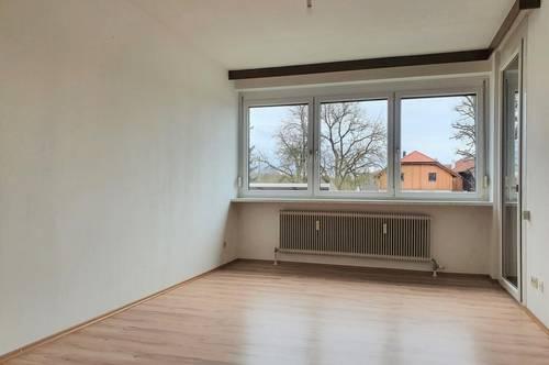 2-Zimmer-Mietwohnung mit Carport-Stellplatz!