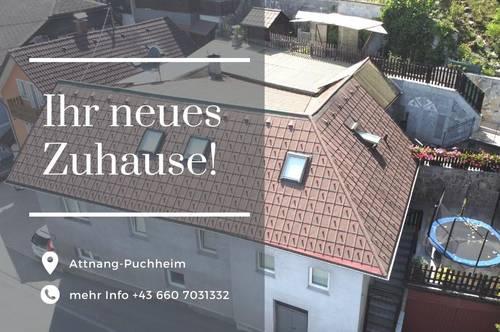 3-Familien-Haus in Attnang-Puchheim!