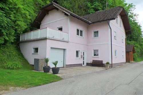 Ob Ein- oder Zweifamilienhaus - eine Liegenschaft mit vielen Möglichkeiten!