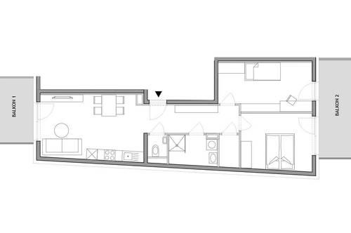 Spitzenpreis | Susi-Sorglos-Wohnung | Neubau | nur für Anleger