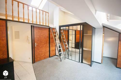 ***1-Zimmer-Wohnung im Dachgeschoß in Klosterneuburg!***