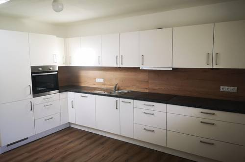 Neu renovierte Dachgeschoss-Wohnung