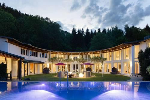Reserviert !        Privat Hideaway mit Tennisplatz/ Edelstahlpool/Zweitwohnsitz- 7100m2  - Airconditioning-  Provisionsfrei von Privat!