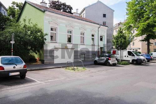 Für Bauträger und Investoren: Wohnhaus mit großem Ausbaupotenzial - 10 Gehminuten zur Alten Donau