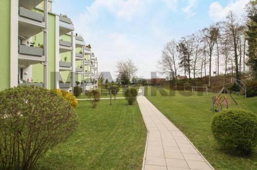 Neuwertige 3-Zimmer-Wohnung mit herrlichem Ausblick und guter Infrastruktur