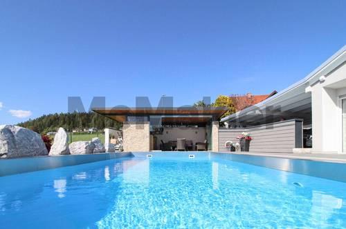 Luxuriöse Wohnoase mit Pool in traumhafter Umgebung von Köflach