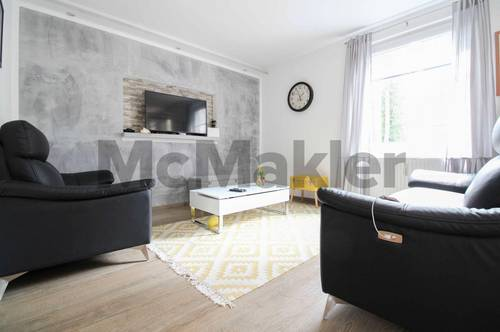 Modern, teilmöbliert u. gestaltbar: Erholsamer 4-Zimmer-Wohntraum im Wienerwald vor den Toren Wiens