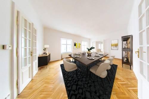 Großzügige Luxuswohnung nähe 1. Bezirk