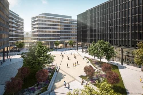QBC 1+2   Büros am Hauptbahnhof