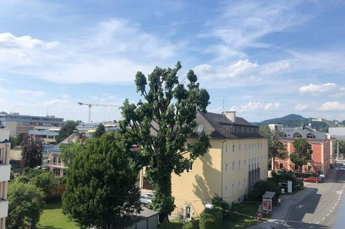 Garconniere mit wunderbaren Ausblick | Salzburg Elisabeth Vorstadt
