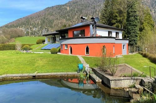 Idyllisch gelegenes Landhaus im Salzkammergut