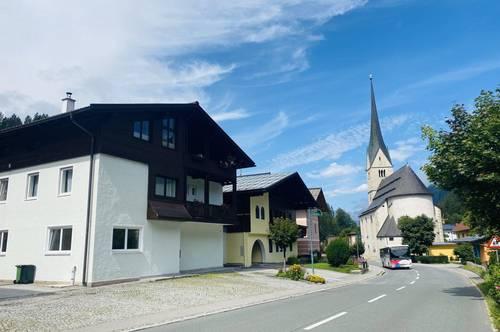 IMMOBILIENPAKET | provisionsfrei | 3 neu renovierte Apartments + 4 Stellplätze = 1 Preis | Bezirk St. Johann i.Pongau