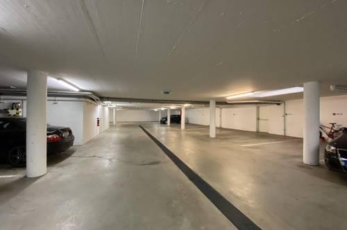 großzügiger Tiefgaragenplatz in Salzburg GNIGL | zu mieten