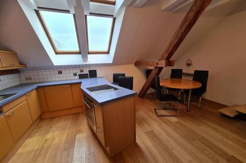 ++ Einzelstück - TOP Preisleistung !!! ++ Loft-Maisonette mit Süd-Terrasse ++ Nähe Trendviertel Lend ++ Sonne & Ruhe ++ Klimaanlage ++