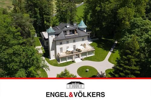 Herrschaftliches Anwesen am Wolfgangsee