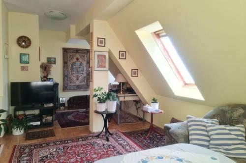 2-Zimmer Dachgeschosswohnung in Wetzelsdorf!!! Grünruhelage!!!