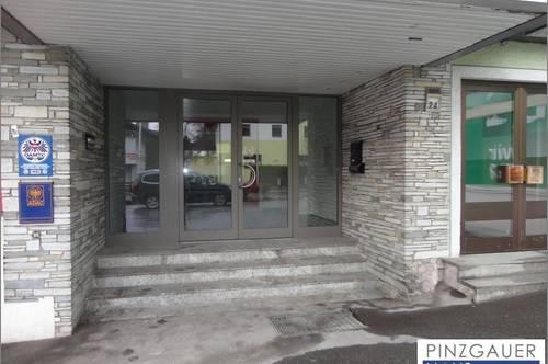 Geschäftslokal/Ordination/Büro in Top-Lage von Saalfelden - direkt neben dem Einkaufszentrum Interspar - 80 m² (+ 70 m² Nebenräume)