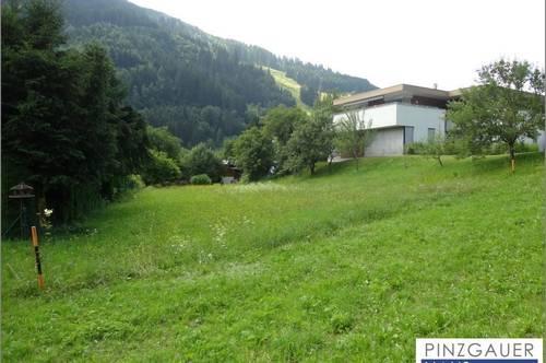 Baugrund in sonniger Lage in Zentrumsnähe von Dorfgastein - 709 m²