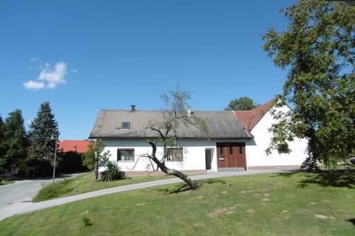 Vierkanthof in idyllischer Ruhelage mit viel Potential im Themengebiet Fürstenfeld