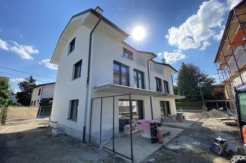 BADEN: Schlüsselfertige Doppelhaushälfte in exklusiver Bauweise