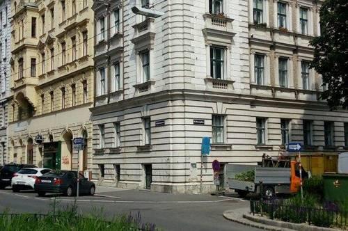 1080, Bennoplatz, sanierte 2-Zimmer Stilaltbauwohnung - WG geeignet