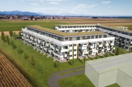 Traumhafte Neubau-Wohnung mit Penthouse-Charakter
