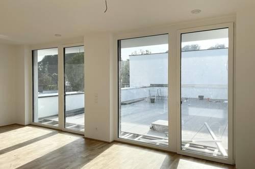 WOW! 4-Zimmer mit RIESIGER 80 m² TERRASSE - Vorchdorf - Top 03