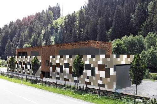 Top Neubaubüro mit perfekter Werbelage